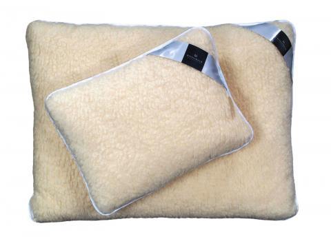 Orange Label DORIS szőrme gyapjú 36*48 természetes szál töltetű párna, Kategória:Párnák, Szélesség:36cm Hosszúság:48cm Magasság:cm