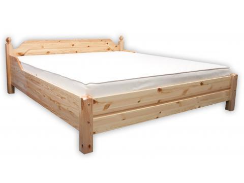 Riva ágyneműtartós fenyő ágykeret, Kategória:Fenyő ágyak, Szélesség:140cm Hosszúság:200cm Magasság:75cm