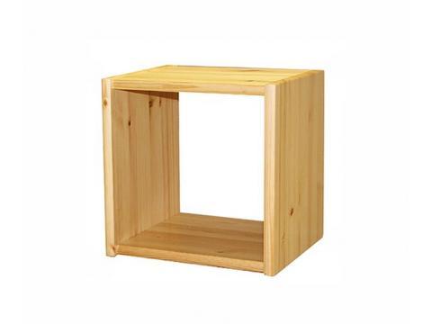 Solis négyzetes falipolc, Kategória:Polcok, Szélesség:20cm Hosszúság:35cm Magasság:35cm