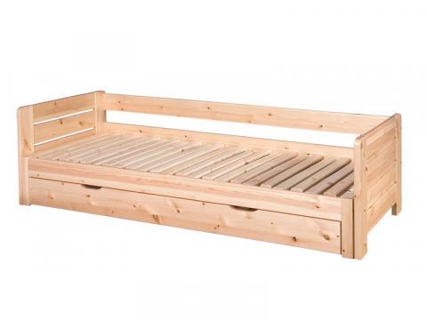 Vanessa kihúzható ágy, Kategória:Kanapéágyak, Szélesség:80cm Hosszúság:200cm Magasság:58cm