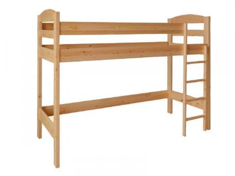 Zénó galéria ágy, Kategória:Emeletes és galériaágyak, Szélesség:90cm Hosszúság:200cm Magasság:165cm