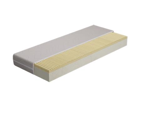 MF-12+4-AD 80X200 cm vákuum memory, Kategória:Vákuum matracok, Szélesség:80cm Hosszúság:200cm Magasság:18cm