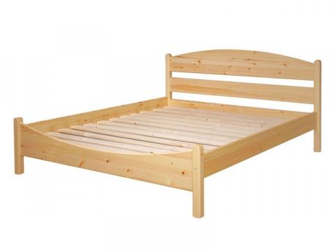 Vanda ágykeret 180x200, Kategória:Fenyő ágyak, Szélesség:180cm Hosszúság:200cm Magasság:cm