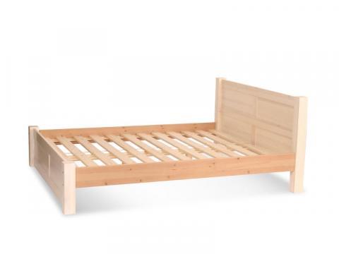 Vanessa ágykeret 200X200, Kategória:Fenyő ágyak, Szélesség:200cm Hosszúság:200cm Magasság:cm