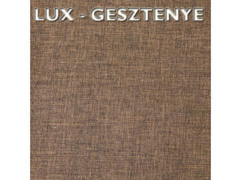Vanessa kihúzható ágyra Lux Gesztenye, Kategória:Szivacs matracok, Szélesség:cm Hosszúság:cm Magasság:cm