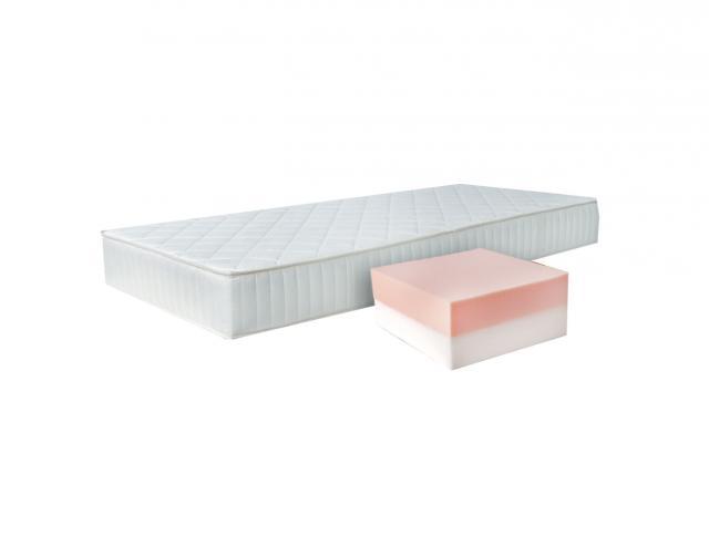 Comfort Sleep Apollo VM 90x200 cm vákuum matrac Jacquard vászon huzattal, Kategória:Vákuum matracok, Szélesség:90cm Hosszúság:200cm Magasság:18cm