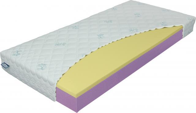 Materasso Aegis Lazy 80x200 cm vákuum matrac, Kategória:Vákuum matracok, Szélesség:80cm Hosszúság:200cm Magasság:17cm