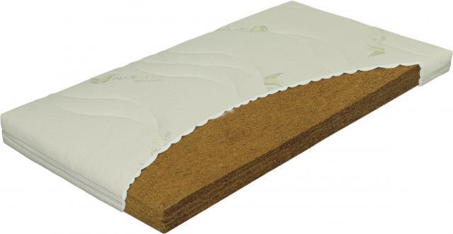 Materasso Panda Koko 60x120 cm matrac, Kategória:Gyerekmatracok, Szélesség:60cm Hosszúság:120cm Magasság:6cm