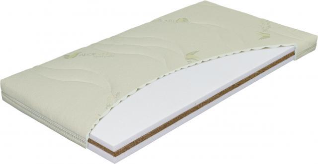 Materasso Panda Nova 60x120 cm matrac, Kategória:Gyerekmatracok, Szélesség:60cm Hosszúság:120cm Magasság:8cm